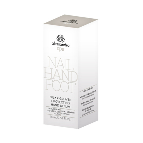 Alessandro Hand Spa Age Complex Silk-Daily Active Hand Protection 15ml