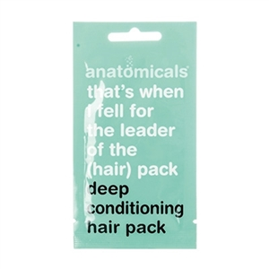 Anatomicals Deep Conditioning Hair Pack 15ml