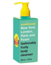 Anatomicals Fruity Body Cleanser 300ml