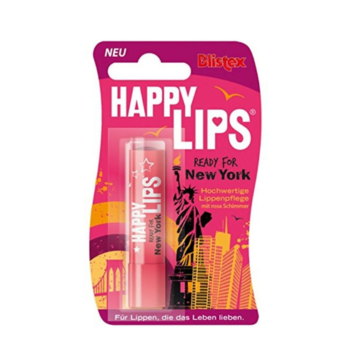 Blistex Happy Lips New York Lips 3.7 gr