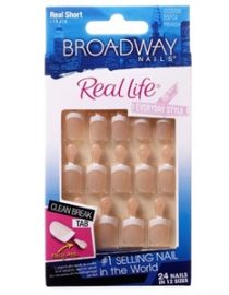 Broadway Real Lıfe French Naıl Kıt Anywear