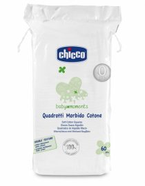 Chicco Baby Moments Chicco Kare Pamuk 60'lı