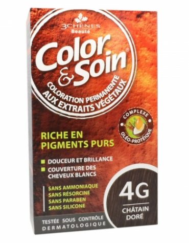 Color&Soin 4g Golden Chestnut