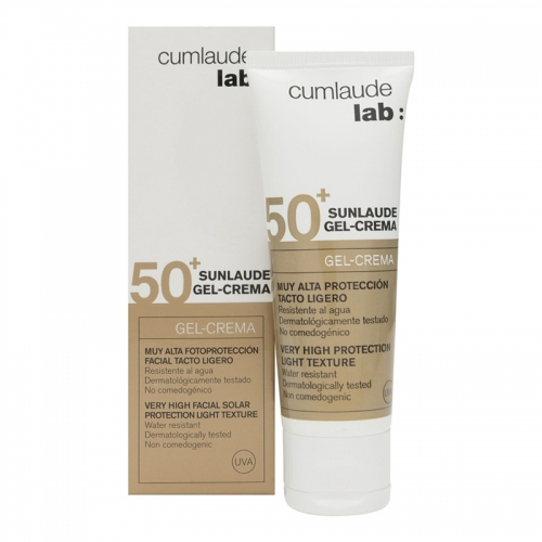 Cumlaude Lab SPF50+ Sunlaude Gel Crema 50ml