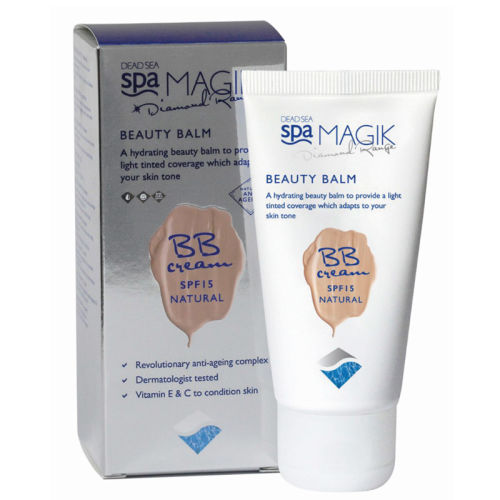 Dead Sea Spa Magik BB Cream Spf15 50ml