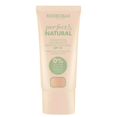 Deborah Perfect Natural Spf15 Foundation 30ml