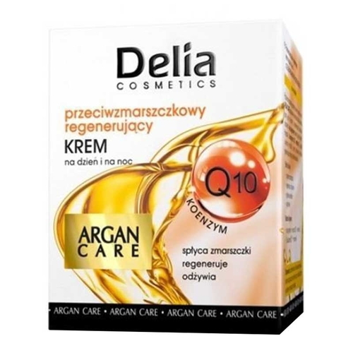 Delia Argan Care Anti-Wrinkle Face Cream With Coenzyme
