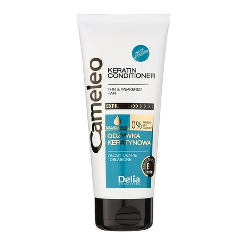 Delia Cameleo BB 04 Keratin Hair Conditioner ForWeakened