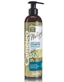 Delia Cameleo Natural Aqua Action Shampoo With Chia Oil 250 ml