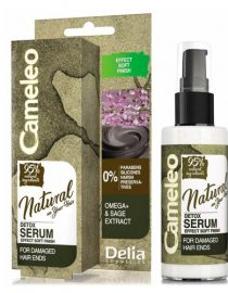 Delia Cameleo Natural Detox Clay Compress Natural Clay Serum 55 ml