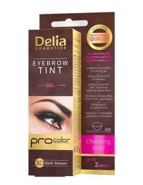 Delia Eyebrow Tint Gel 3.0 Dark Brown