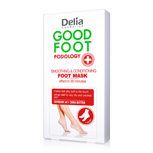 Delia Good Foot Podology Smoothig & Conditioning Foot Mask