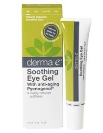 Derma E Soothing Eye Gel 14gr