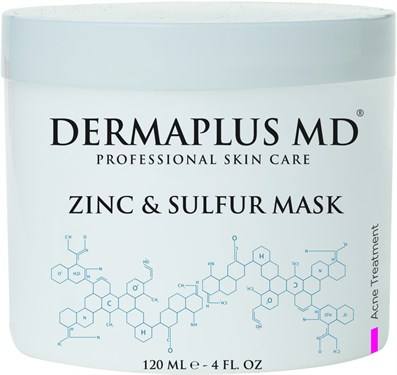 Dermaplus Md Zinc Sulfur Mask 120 ml