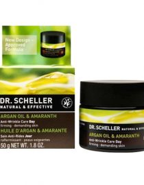 Dr Scheller Argan Oil & Amaranth Anti-Wrinkle Care Day Firming 50 ml