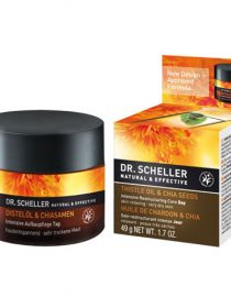 Dr Scheller Thistle Oil & Chia Seeds Intensive Restructuring Care Day 50 ml
