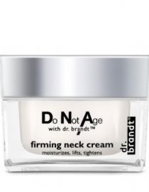 Dr.Brandt With Firming Neck Cream 50gr