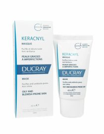 Ducray Keracnyl Anti Blemish and Oily Skin Mask 40 ml