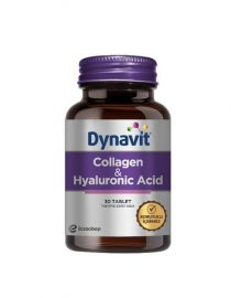 Dynavit Collagen+Hyaluronik Acid 30 Tablet