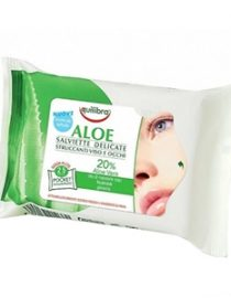 Equilibra Aloe Make-Up Remover Wipes 25Pack