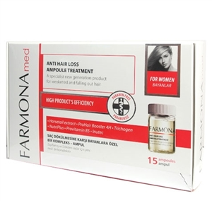 Farmona Med Anti Hair Loss Ampoule Treatment For Women 15x5ml Ampül