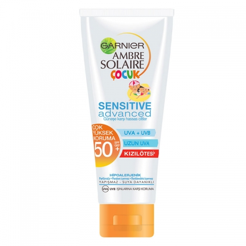 Garnier Ambre Solaire Çocuk Sensitive Advanced Spf50 200ml