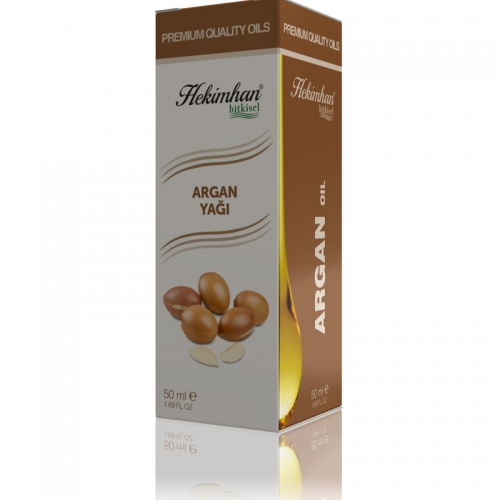 Hekimhan Argan Yağı 50 ml