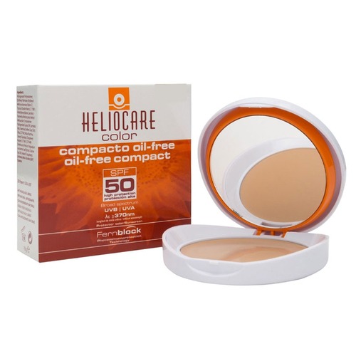 Heliocare Color SPF 50 Oil Free Compact 10 gr