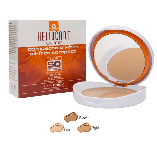 Heliocare Color SPF 50 Oil Free Compact 10 gr - Thumbnail