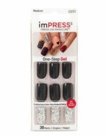 imPress One Step Gel Takma Tırnak 30 Nail 69293 | Play It Loud Medium