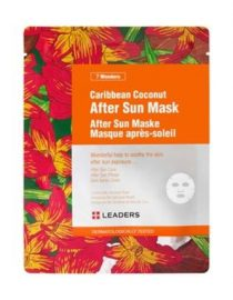 Leaders 7 Wonders Carribbean Coconut After Sun Mask
