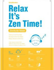 Leaders Daily Wonders Relax It'S Zen Time Mask