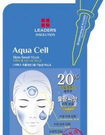 Leaders Insolution Aqua Cell Skin Seed Mask