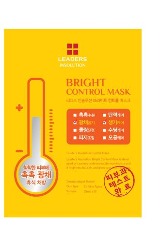 Leaders Insolution Bright Control Mask 25ml