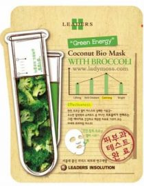 Leaders Insolution Coconut Bio Mask with Broccoli 25ml