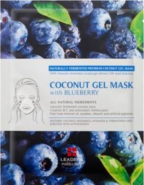Leaders Superfood Coconut Gel Mask with Bluebery