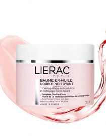 Lierac Double Cleansing Balm-in-Oil 120gr