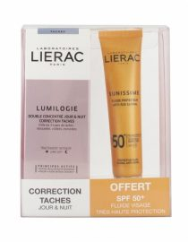 Lierac Lumilogie Correction Taches Day And Night +Sunnissime SPF 50 +40 ml