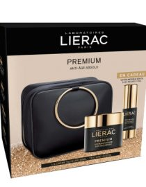 Lierac Christmas Premium The Silky Cream 50ml Premium Eye Care 15ml HEDİYE (Çantalı)