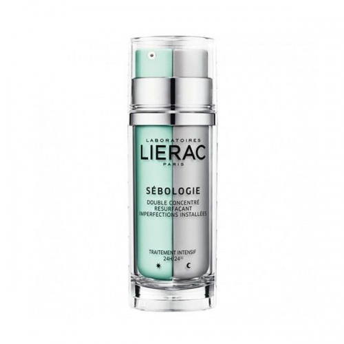 Lierac Sebologie Imperfections Resurfacing Day & Night Double Concentrate 30 ml