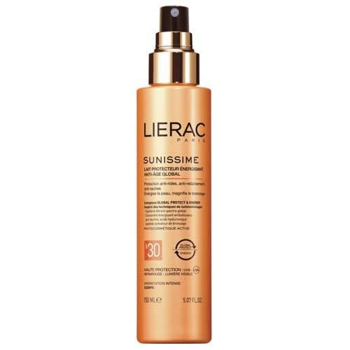 Lierac Sunissime Energizing Protective Milk Spf30 150ml