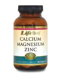 Lifetime Q-Calcium Magnesium Zinc 90 Tablet