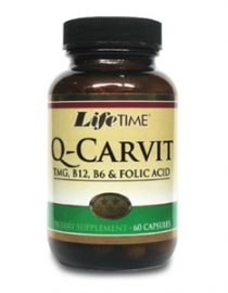 Lifetime Q-Carvit 60 Kapsül