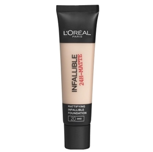 Loreal Paris Infallible 24H Matte Foundation 35ml