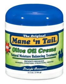 Manen Tail Olive Oil Creme 156g