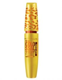 Maybelline The Colossal Volum Express Cat Eyes Mascara Black 9.5ml