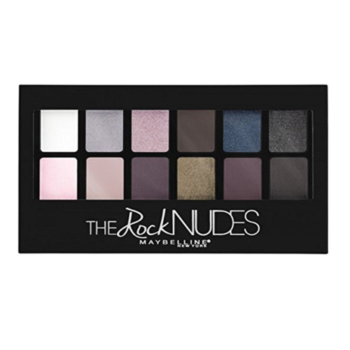 Maybelline The Rock Nudes Palette 9.6g - Thumbnail