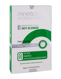 Mineaderm Anti Blemish Deep Cleansing Mask 4 x 10 ml