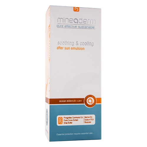 Mineaderm Soothing Cooling After Sun Emulsiyon 115 ml - Thumbnail
