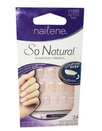 Nailene So NaturaL Everyday French Petite Pink 71003